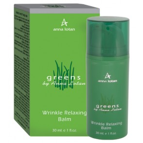 Anna Lotan Greens Wrinkle Relaxing Balm  Крем против морщин «Гринс» 30 мл 407